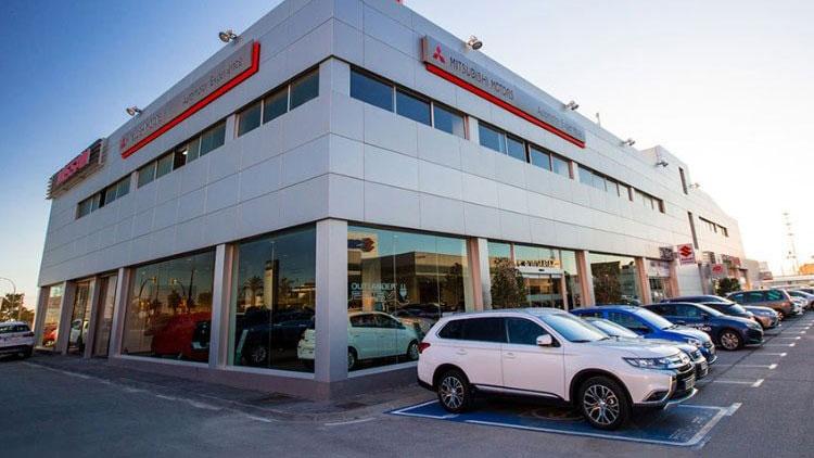Concesionarios Mitsubishi Málaga