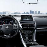 Mitsubishi Eclipse Cross SUV Interior