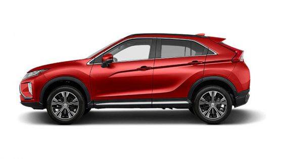 ECLIPSE CROSS MOTION
