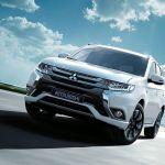 Mitsubishi Outlander PHEV 4x4 Carretera