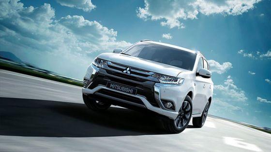 Mitsubishi Outlander PHEV Km0 ahorrar hasta 8.300€.