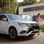 Mitsubishi Outlander PHEV 4x4 Sostenible