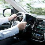 Mitsubishi Outlander PHEV 4x4 Interior