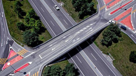Las nuevas señales de tráfico que se prueban en España